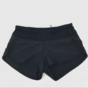 ✨SALE✨[Lululemon] Black Shorts with liner